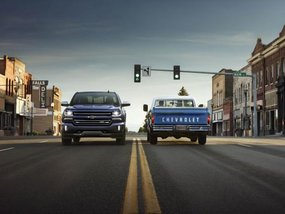 Centennial Editions glorify Chevy Trucks 100th Anniversary