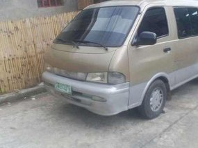 Kia pregio diesel for sale