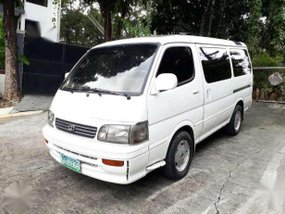 Toyota hi ace diesel automatic 1kz engine