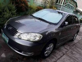 2005 Toyota Altis 1.8 G Automatic