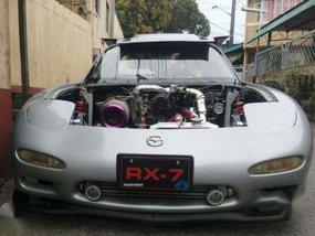 Mazda RX 7 Drag Car