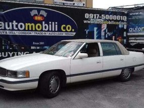 All Power 1994 Cadillac De Ville V8 AT For Sale