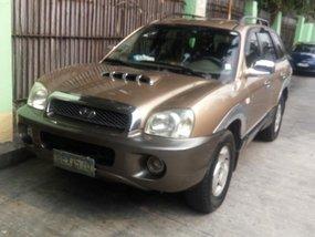 2002 Hyundai Santa Fe well kept for sale