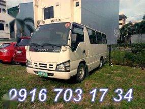 Low Mileage 2011 Isuzu NHR i-Van For Sale