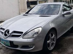 2005 Mercedes Benz SLK 200 local (alt slk 230 z4 slk 350)