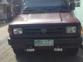 Tamaraw fx 97 standard for sale