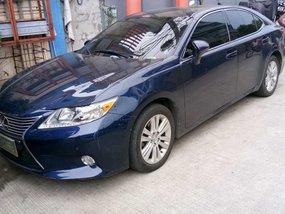 Lexus 2013 ES350 BLUE FOR SALE