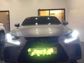 Lexus is350 F Sport for sale