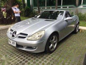 2005 SLK 350 R171 for sale