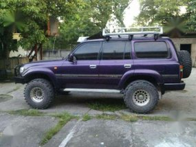 Toyota Land Cruiser VX Series 80 2001 For Sale