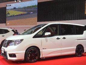 Nissan Serena Nismo 2018 to be launched at Tokyo Motor Show 2017