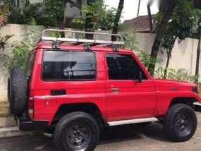1995 Toyota Land Cruiser 3 door for sale