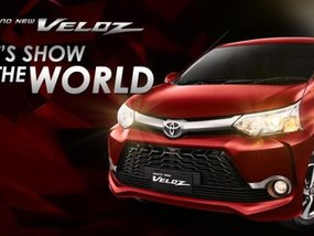 Toyota Avanza Veloz 2018 to be launched in the Philippines soon
