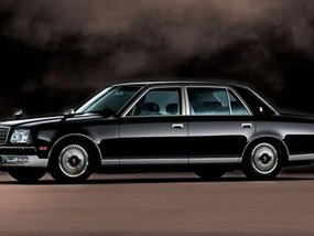 Toyota Century 2018 to shine at Tokyo Motor Show in an old-school look