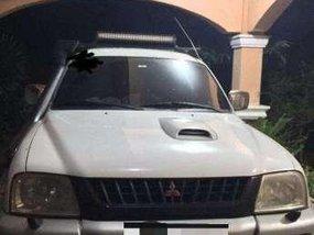 2001 Mitsubishi Endeavor Strada 4 x 4