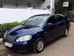 All Power Toyota Altis 2003 MT For Sale