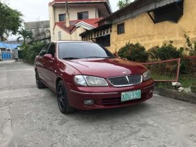 Top Condition Nissan Sentra Grandeur GS 2002 AT For Sale