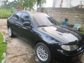 Hyundai Accent EFi 2006 MT Black For Sale