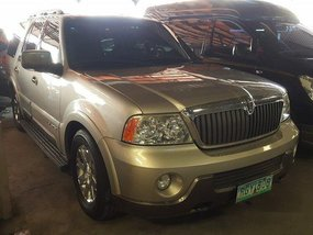 Lincoln Navigator 2003 for sale