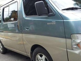 Nissan Urban Estate 20017 for sale