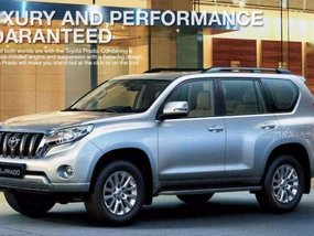 Brand new Toyota Vehicles across all models