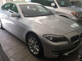 BMW 528i 2012 SILVER FOR SALE