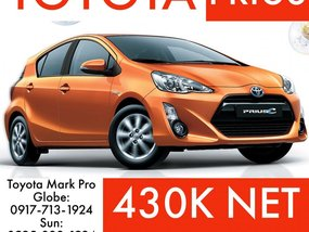 2017 Toyota Prius C Cvt Electric well maintained for sale