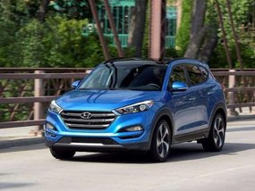 Hyundai Tucson 2017 4WD kicked off in India