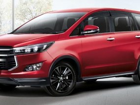 Toyota Innova 2.0X 2018 launched in Malaysia