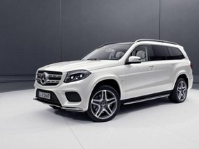 Mercedes GLS to receive special Grand Edition