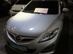 2010 Mazda 6 silver for sale