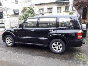 2006 Mitsubishi Pajero 4x4 for sale
