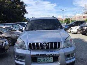 2001 Toyota Land Cruiser Prado all option dubai version gas 4.0 v6 at