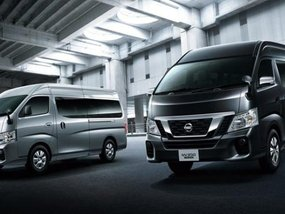 Nissan NV350 Urvan 2018 prices to slightly go up