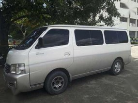 Nissan Estate 2007 MT White For Sale