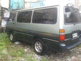 1998 toyota hi ace innova grandia diesel manual Local for sale