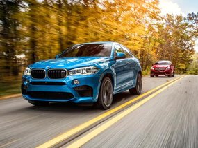 BMW X5 & X6 special editions to come in December