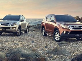 Check out the new prices of the upgraded Isuzu D-Max and MU-X