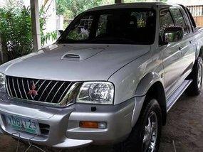 2005 Mitsubishi Strada 4x4 for sale