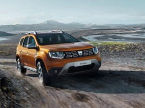 Look at Dacia Duster 2018 in all possible versions