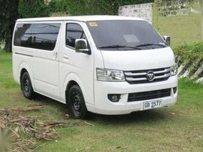 2015 Foton View Tansvan (almost same Toyota Hiace Commuter)