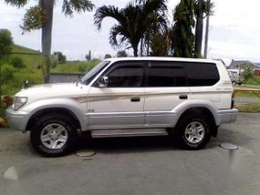 Smooth Shifting 1997 Toyota Land Cruiser Prado For Sale