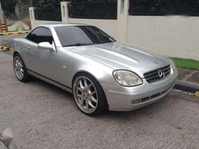 97 mercedes benz kompressor slk 230 fresh 20 brabus mags sale swap