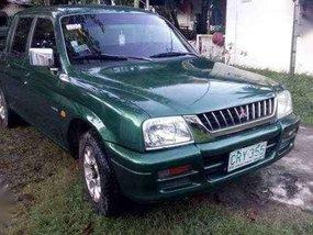 Mitsubishi L200 endeavor for sale