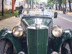 Vintage MG TC Midget 1947
