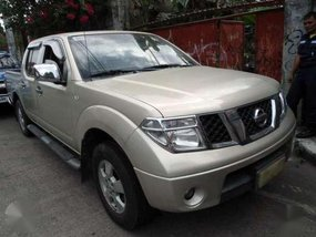No Issues 2012 Nissan Frontier Navara LE 4x2 AT DSL For Sale