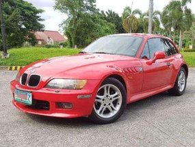 1999 BMW Z3 M Sport Coupe Red For Sale