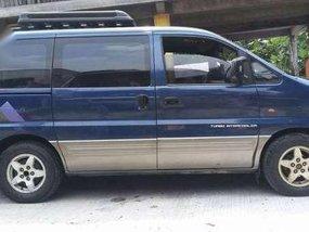 Hyundai Starex turbo diesel 2001 for sale