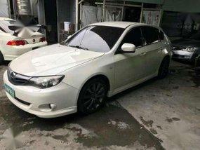 Subaru Imprezza WRX 2008 MT White For Sale