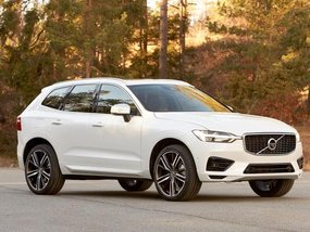 Volvo XC60 2018 earns Top Safety Pick+ rating